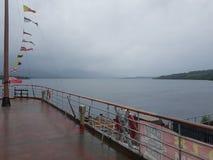 Lago Lommond Fotografie Stock