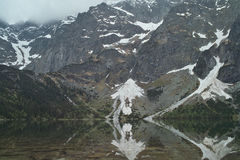 Lago longo Imagem de Stock