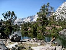 Lago longo Fotografia de Stock