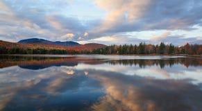 Lago Loon Imagens de Stock Royalty Free
