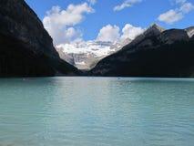 Lago Louise Immagini Stock