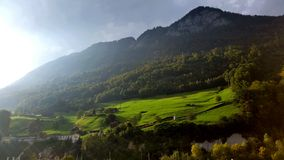 Lago Lucerene Foto de Stock