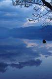 Lago Lugu, il Yunnan, Cina Immagini Stock Libere da Diritti