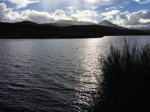 Lago Luichart Fotografia Stock Libera da Diritti