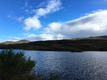 Lago Luichart Fotografia Stock