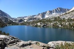 Lago lungo Immagini Stock Libere da Diritti