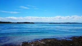 Lago Macquarie view del lago @ Fotografía de archivo libre de regalías