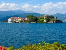 Lago Maggiore, Isola Bella 库存照片