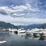 Lago Maggiore Stock Foto
