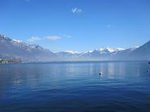 lago maggiore Στοκ Εικόνες