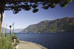 Lago Maggiore stock afbeeldingen