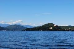 Lago Maggiore Fotografia Stock Libera da Diritti