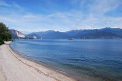 Lago Maggiore Fotografia Stock