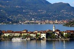 Lago Maggiore Stockfotografie