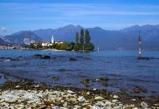 Lago Maggiore Immagini Stock