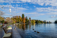 Lago Maggiore fotos de stock
