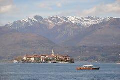 Lago Maggiore Stock Foto's