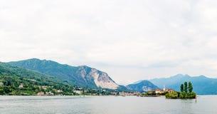 Lago Maggiore Immagine Stock