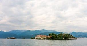 Lago Maggiore Immagine Stock Libera da Diritti