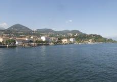 Lago Maggiore Imagen de archivo