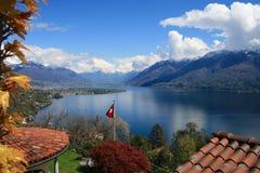 Lago Maggiore Image libre de droits