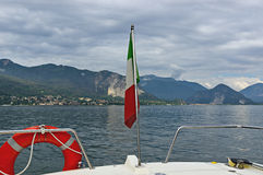 On the Lago Maggiore Royalty Free Stock Photo