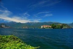 Lago Maggiore, Isola Bella Fotos de Stock Royalty Free