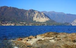 Lago Maggiore, Isola Bella, Italia del Nord, Europa Fotografia Stock Libera da Diritti