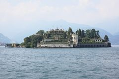 Lago maggiore, Italien lizenzfreies stockfoto