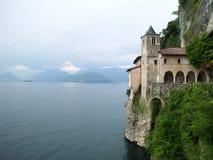 Lago Maggiore in Italy Stock Image
