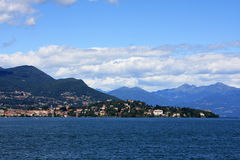 Lago Maggiore, Italy Royalty Free Stock Photos