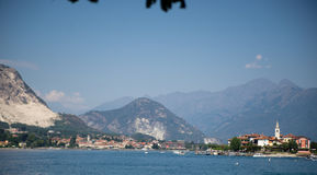 Lago maggiore Royalty Free Stock Photos