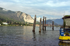 On the Lago Maggiore Royalty Free Stock Image