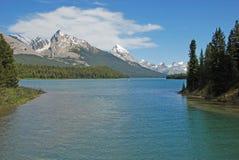 Lago Magline immagini stock