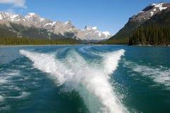 Lago Magline foto de archivo