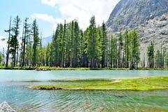 Lago Mahodand Imagem de Stock Royalty Free