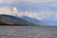 Lago Malawi (lago Nyasa) Fotos de Stock Royalty Free