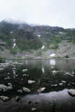 Lago Manas Fotografia Stock