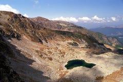 Lago Mandra Imagenes de archivo