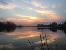 Lago mango Foto de archivo libre de regalías