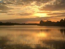 Lago mango Imagenes de archivo