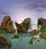Lago maravilhoso Fotografia de Stock Royalty Free