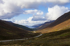 Lago Maree da Glen Docherty Immagini Stock