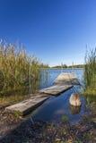 Lago Maria In Autumn Foto de Stock Royalty Free