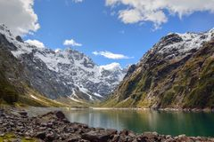 Lago mariano imagen de archivo libre de regalías