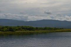 Lago Marimbus foto de archivo