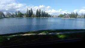 Lago mary Ellis imagem de stock