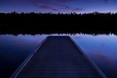 Lago Mary Landscapes Foto de Stock