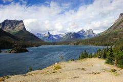 Lago Mary santo immagine stock libera da diritti