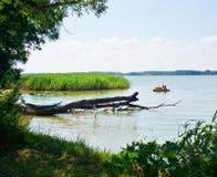 Lago Masurian Fotos de archivo libres de regalías